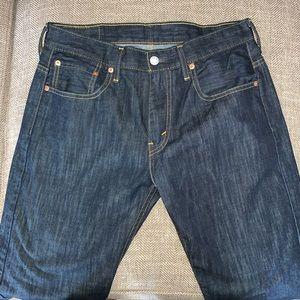 EUC Levi's 569 Jeans Size 31.